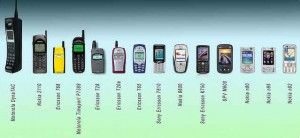 mobile phones from around the world