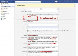 Do-it-yourself SEO for Facebook pages
