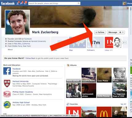 see-the-personal-page-of-mark-zuckerberg-a-cool-facebook-tip